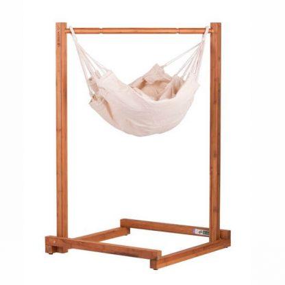 Set Babyhängematte mit Ständer