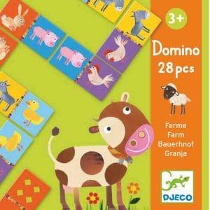 Domino Bauernhof