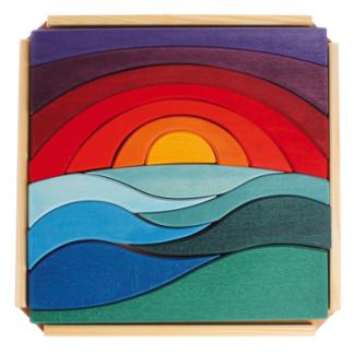 Landschaftspuzzle von Grimms