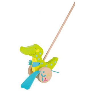 Schiebetier Krokodil