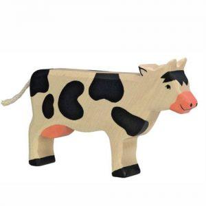Kuh von Holztiger