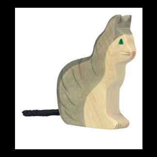 Katze von Holztiger