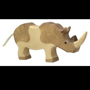 Nashorn von Holztiger