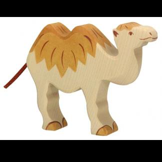 Kamel von Holztiger