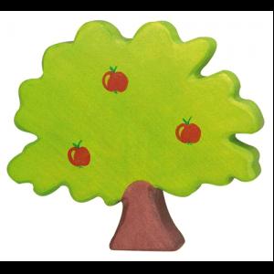 Apfelbaum von Holztiger
