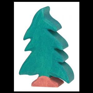 Nadelbaum von Holztiger