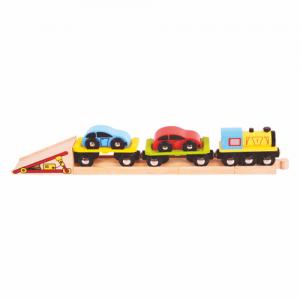 Autozug Holzeisenbahn