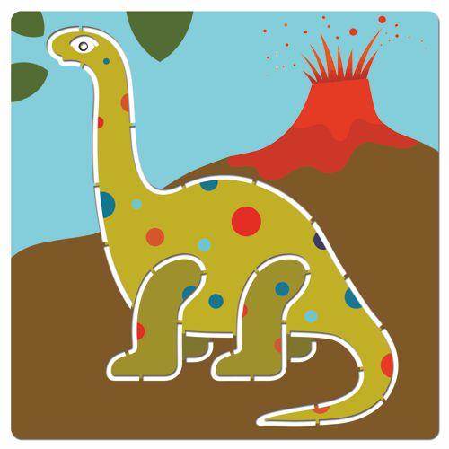 Schablonen Dinosaurier Einfach Dinos Zeichnen Ab 4 Jahren