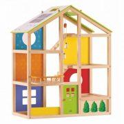 Puppenhaus Vier Jahreszeiten