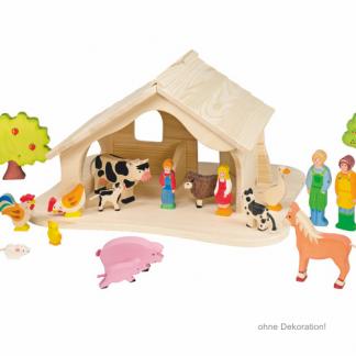 Bauernhof von Holztiger