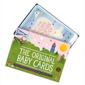 Milestone Baby Cards Fotokarten für das 1. Lebensjahr