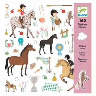 Sticker Pferde