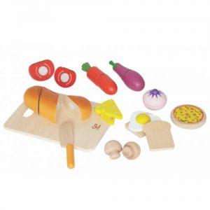 Küchenzubehör Lebensmittel Kleiner Küchenchef