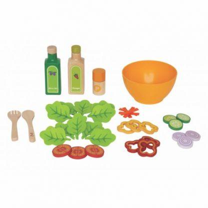 Gartensalat-Set