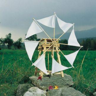 Segelwindmühle