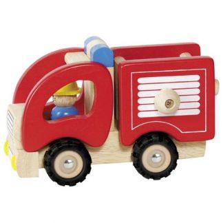 Feuerwehrauto von Goki