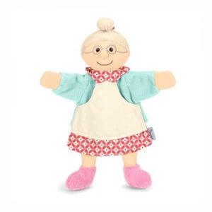 Handpuppe Grossmutter