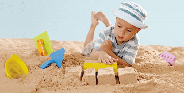 Sand- und Wasserspielzeug