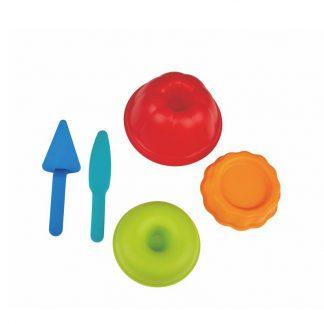 Sandspielzeug Backformen
