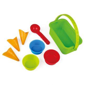 Eisdiele Sandspielzeug