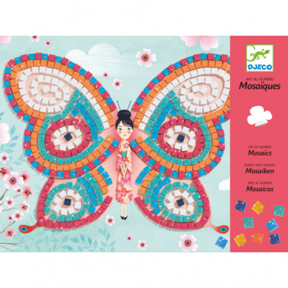 Mosaik Schmetterling