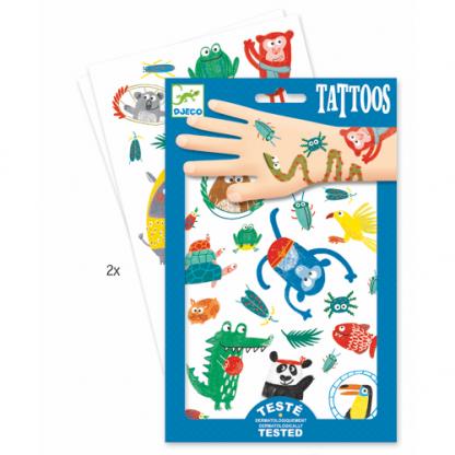 Tattoos Lustige Tiere