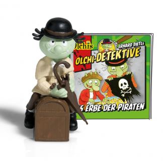 Die Olchi-Detektive - Das Erbe der Piraten