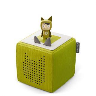 Toniebox Starter-Set grün