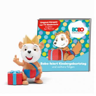 Bobo feiert Kindergeburtstag