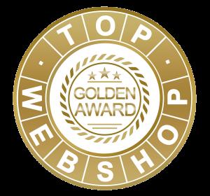 Top of Website Gold-Award
