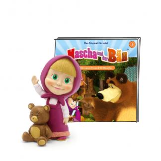 Mascha und der Bär Ein neuer Freund für Mascha Tonies Hörfigur