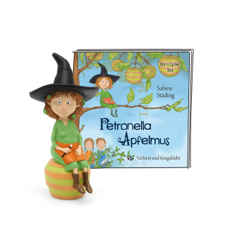 Petronella Apfelmus Verhext und festgeklebt Tonies Hörfigur