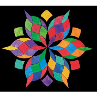 Magnetspiel Große Farbspirale