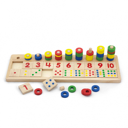 Zahlen- und Rechenspiel