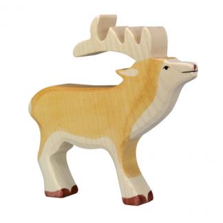Hirsch von Holztiger