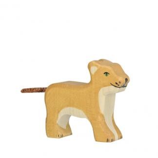 Löwe klein von Holztiger