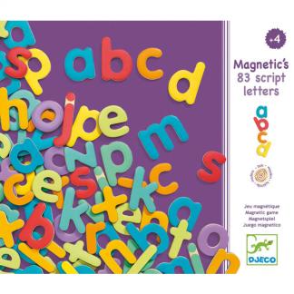 83 Kleinbuchstaben magnetisch