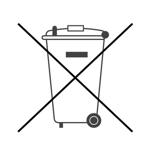 Batterieverordnung Mülltonne