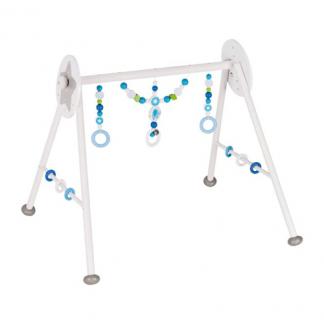 Baby-Fit-Trainer Elefanten blau