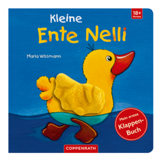 Kleine Ente Nelli - Mein erstes Klappenbuch
