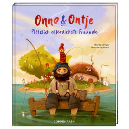 Onno & Ontje - Plötzlich allerdickste Freunde