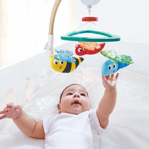 baby mobile mit spieluhr ein entz ckendes mobile f rs kinderzimmer. Black Bedroom Furniture Sets. Home Design Ideas