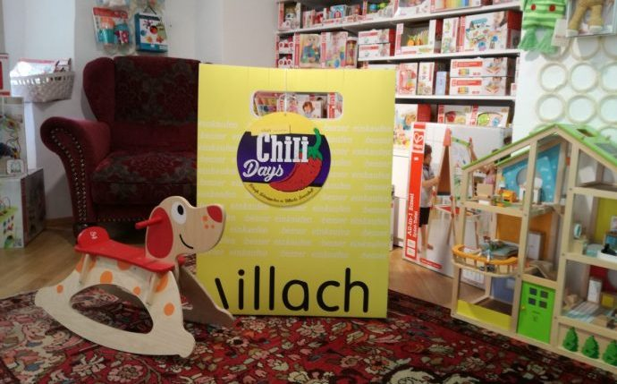 Chili Days im Kidway Villach