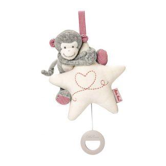 Spieluhr Affe Carlo