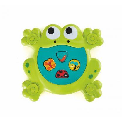 Badespiel Hungriger Frosch