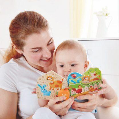Babybuch Tiere auf dem Bauernhof