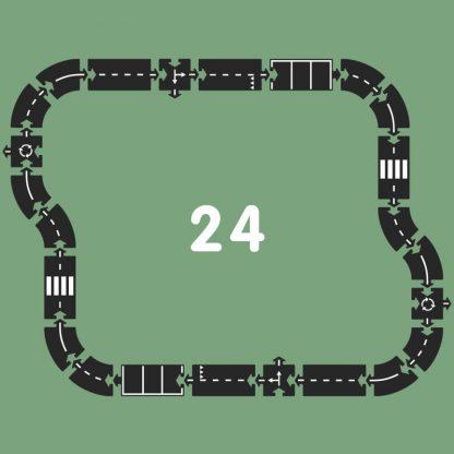 Way to Play Strassen-Set Highway