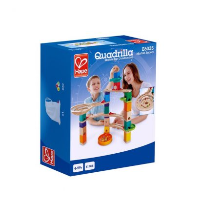 Quadrilla Murmel-Set