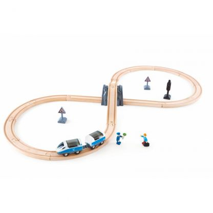 Eisenbahnset Achter Sicherheitsset