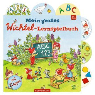 Mein großes Wichtel-Lernspielbuch